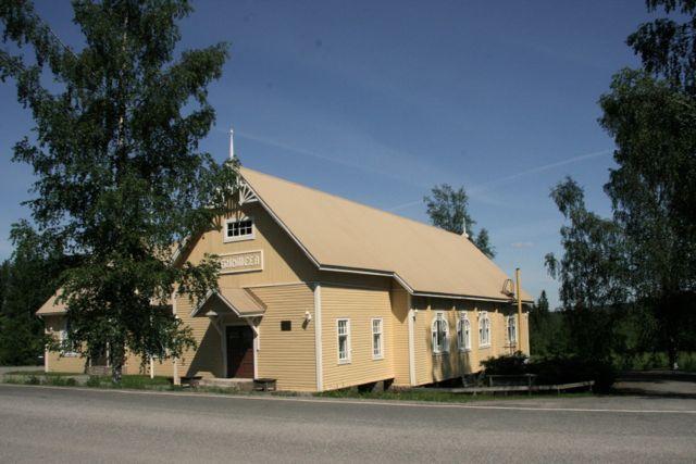 Suomela tieltä kuvattuna. Kuva: MBody.info – Maria Svan
