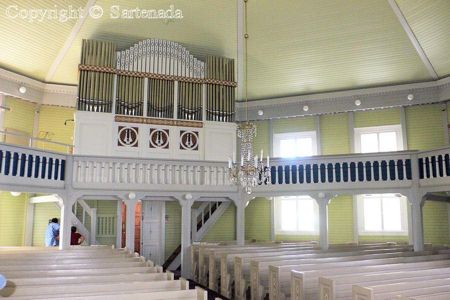 Juupajoen kirkko. Kuva: Matti